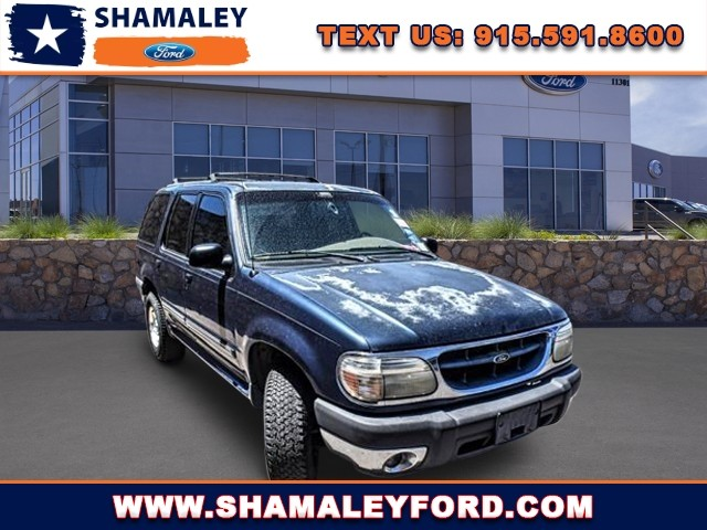 Pre-Owned 2001 Ford Explorer XLT