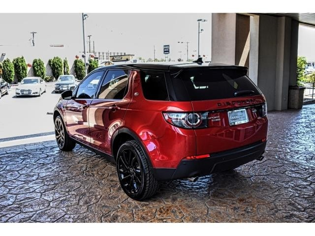 Pre-Owned 2016 Land Rover Discovery Sport HSE LUX