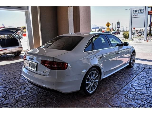 Pre-Owned 2016 Audi A4 Premium Plus