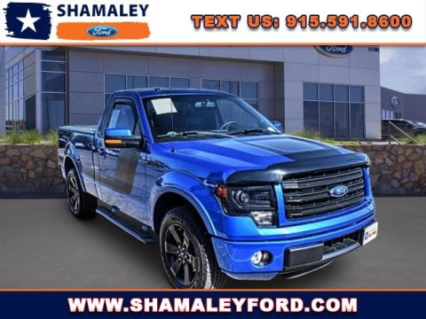 Pre-Owned 2014 Ford F-150 FX2 Tremor