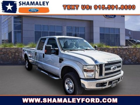 Pre-Owned 2008 Ford Super Duty F-250 SRW XLT