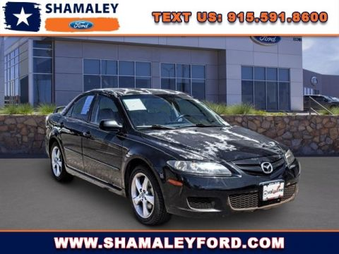 Pre-Owned 2008 Mazda6 i Touring