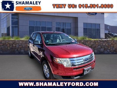 Pre-Owned 2009 Ford Edge SE