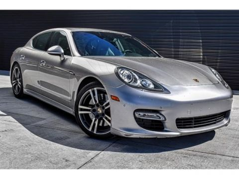 Certified Pre-Owned 2012 Porsche Panamera Turbo